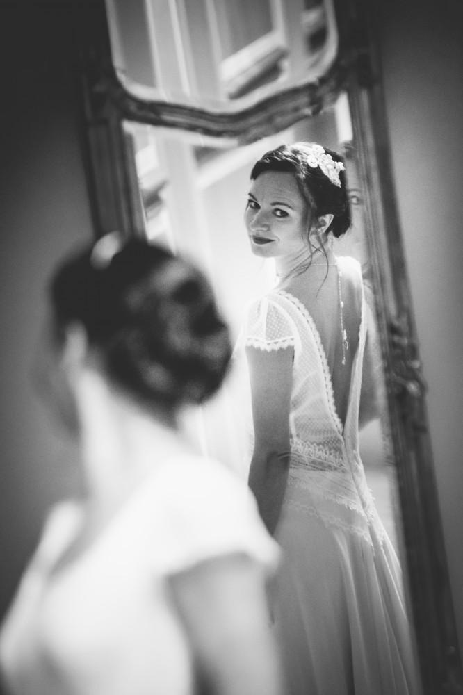 Showroom mariées en provence