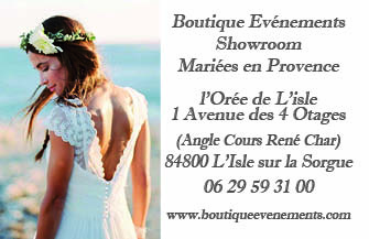 boutique evenments contact